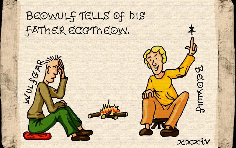 beowulf saga