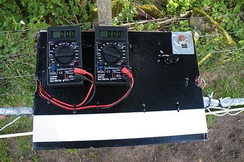 Dairsie Resistivity meter mk1