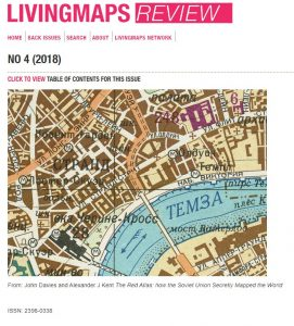 Livingmaps Review 4 (2018)