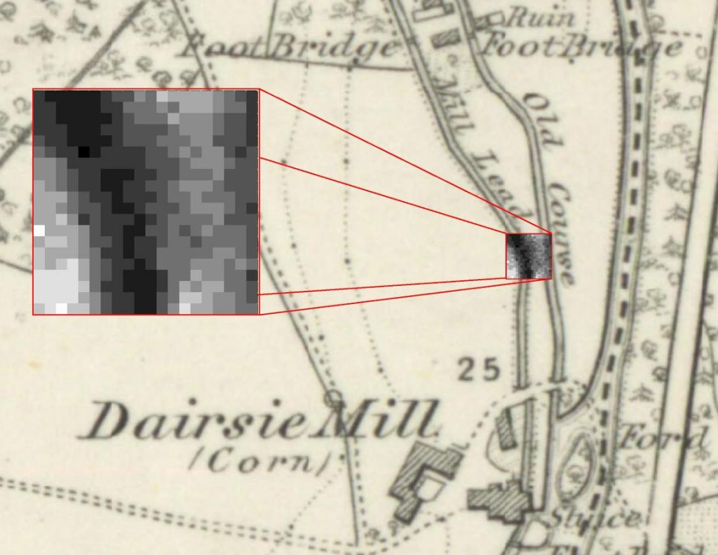 Dairsie Mill survey